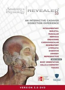 Anatomy & Physiology Revealed 3.0 Interactive Cadaver Dissection
