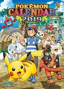 Pokemon 2019 calendar