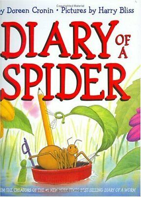 Diary of a Spider by Cronin, Doreen