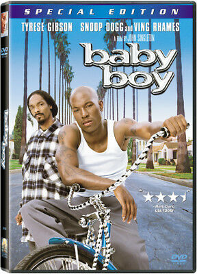 - Baby Boy [New DVD] Special Edition, Subtitled, Widescreen, Digital Theater Sys