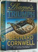 Bernard Cornwell Sharpe Hardback