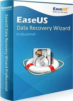 EaseUS Data Recovery Wizard Professional 6.1 (Download Link)