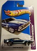 Hot Wheels Mustang Boss