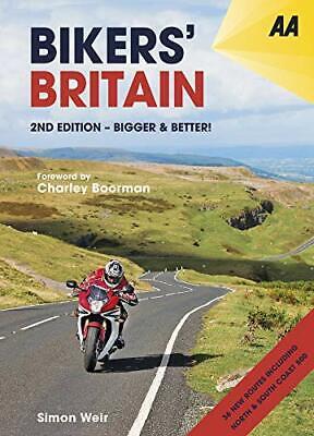 Bikers Britain New Spiral-bound Book