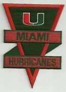 Miami Hurricanes Patch