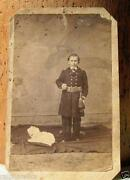 Civil War Officer CDV