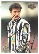 Gary Speed Signed