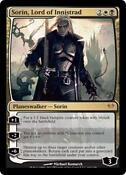 Sorin Lord of Innistrad 4