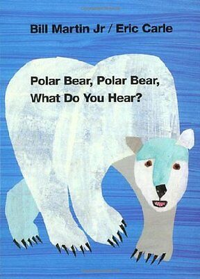 Polar Bear, Polar Bear, What Do You Hear? (Brown Bear and Friends) by Bill Marti - Brown Bear Brown Bear Book