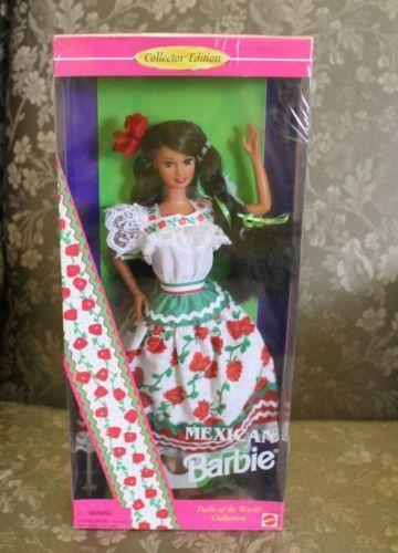 Mexican Barbie Ebay