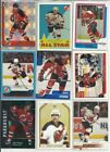 Scott Stevens Not Authenticated Hockey Trading Cards Lot