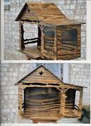 Wooden Stable