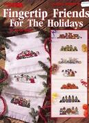 Counted Cross Stitch Towels