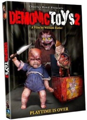 Demonic Toys (Demonic Toys 2 [New DVD] )