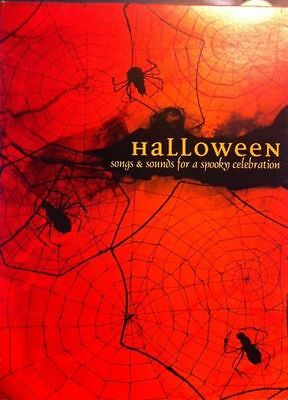 HALLOWEEN: SONGS SOUNDS FOR A SPOOKY CELEBRATION 3-CD SET PARTY MUSIC MORE  #B3 - A Halloween Songs