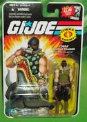 Gi Joe 25th Croc Master