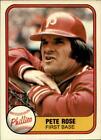 Pete Rose Baseball Cards