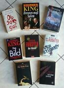 Stephen King Bücherpaket