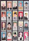Old Cigarette Cards