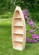 Canoe Bookcase