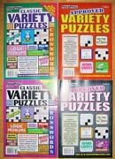 Variety Puzzle Books