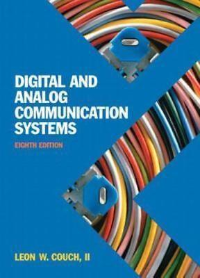 Digital   Analog Communication Systems 8Th Intl Edition