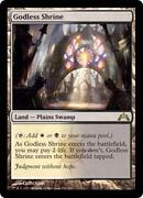 Magic The Gathering Godless Shrine