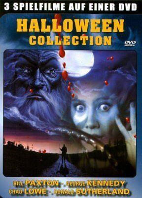 DVD Box - Halloween Collection - 3 Filme über 250min Laufzeit !! Wie Nagelneu !! ()