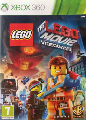 Xbox 360 - The Lego Movie Videogame - Same Day Dispatch - Boxed - VGC