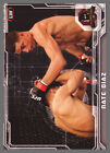 Nate Diaz Mixed Martial Arts (MMA) Trading Cards