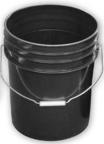 Black 5 Gallon Bucket Ebay