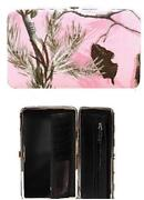 Pink Realtree Wallet
