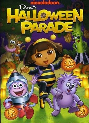 Dora the Explorer - Dora's Halloween Parade [New DVD] Full - Dora Halloween Full Movie
