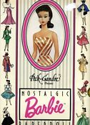 Nostalgic Barbie Paper Dolls