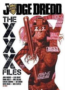 NEW Judge Dredd: The XXX Files (Judge Dredd (2000 AD)) by John Wagner
