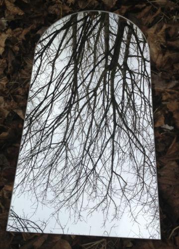 Acrylic Garden Mirror Ebay