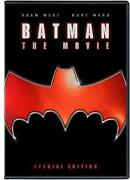 Batman Adam West DVD