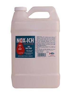 Weco Nox Ich Aquarium Fish Disease Treatment Medicine Quick Cure Parasite Ick