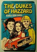 Dukes of Hazzard Trading Cards