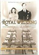 Royal Wedding DVD