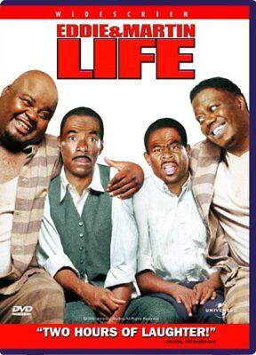 LIFE New Sealed DVD Eddie Murphy