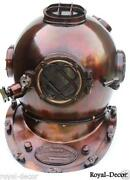 Vintage Diving Helmet