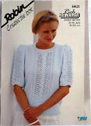 Ladies Robin Knitting Patterns
