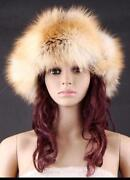 Real Fur Hat