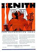 Carburetor Ad