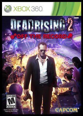 New   Dead Rising 2  Off The Record   Xbox 360