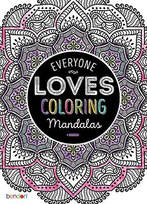 Adults Coloring Books for Stress Relief - Mandalas Patterns (For Adults)