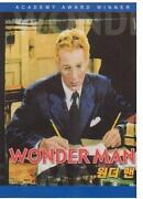 Wonder Man DVD