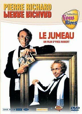 "PIERRE RICHARD "" LE JUMEAU       "" DVD NEUF"