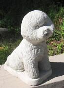 Bichon Frise Statue